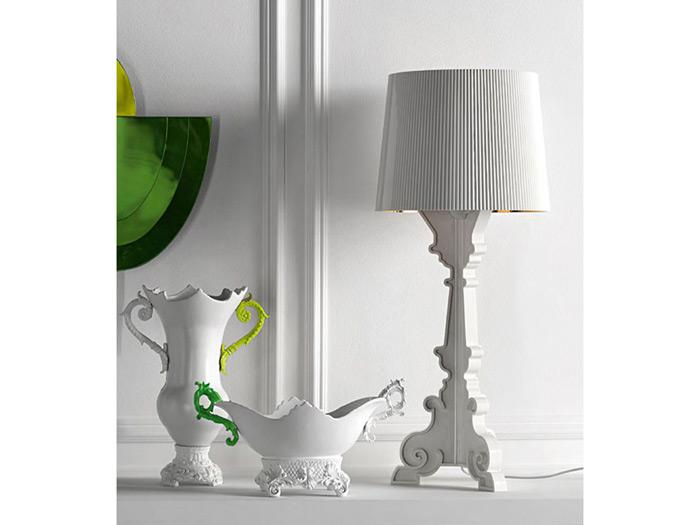 Bourgie lampada da tavolo in policarbonato by kartell design